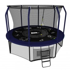 Батут UNIX line SUPREME GAME 14 ft (blue)